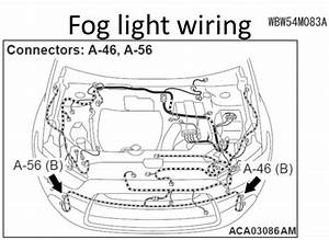 Fog Lights  - Evolutionm
