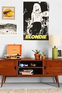 Decoration Mur Interieur Salon : d co mur salon 50 id es r tro vintage et artistiques ~ Teatrodelosmanantiales.com Idées de Décoration