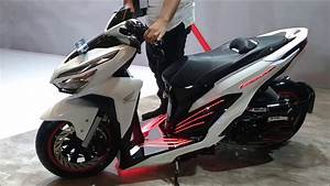 Modifikasi Honda All New Vario 150 Extreme Low Rider  Edan