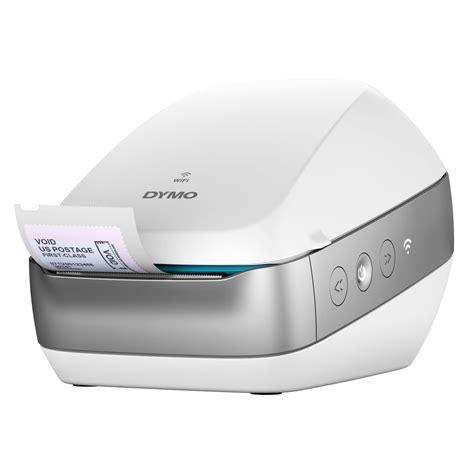 dymo labelwriter wireless label printer white walmartcom