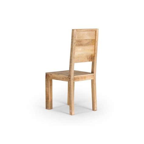 chaise de salle a manger pas cher en belgique bien porte de chambre en bois pas cher 5 en bois de manguier massif achatvente chaise salle a