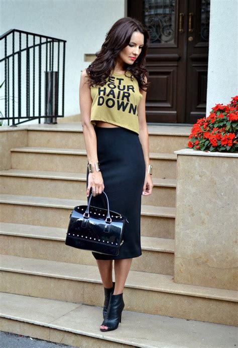 The PENCIL Skirt u0026 Why All Women Love It?   Fashion Tag Blog