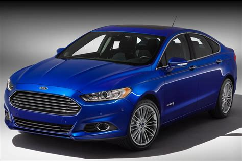 Maintenance Schedule For 2015 Ford Fusion Hybrid