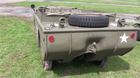 hibious vehicle ww2 hd wwii us hibious jeep at red ball military vehicle