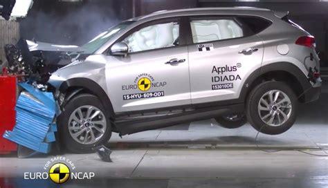 Hyundai Tucson Safety Rating by 2016 Hyundai Tucson Gets Five Ncap Rating