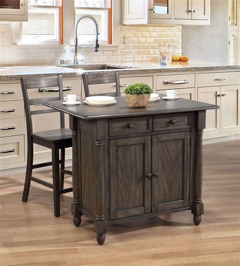 awesome kitchen island  drop leaf  kitchen design