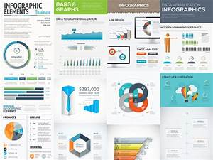 Free Download : Infographic Vector Templates   Designbeep