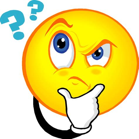 Think About It Smiley Clipart  Clipart Suggest