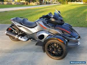 2012 Can-Am Spyder for Sale