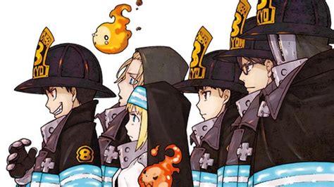 The Nerd Stash On Twitter Atsushi Ohkubos Fire Force