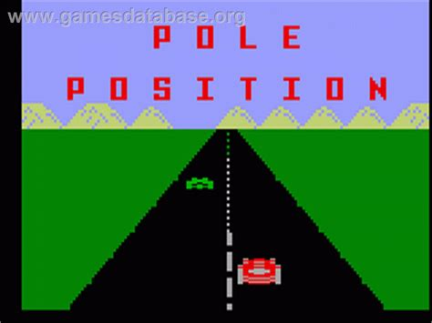pole position canap pole position mattel intellivision database