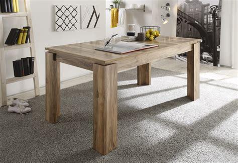 Küchentisch Holz Ausziehbar by Esstisch Nussbaum Satin Melamin K 252 Chentisch Real