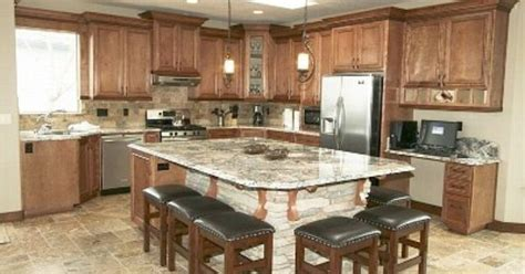 kitchen island seats 6 kitchen islands with seating large kitchen island