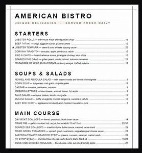 42 sample menu cards sample templates With simple html menu template