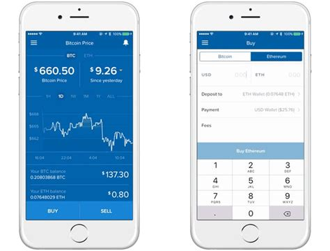 Boat Trader App Iphone by 6 Best Ethereum Wallet Apps For Iphone To In 2018