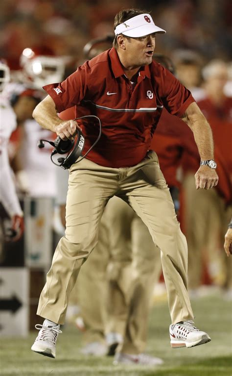 stoops  big game bob  sooners winningest coach
