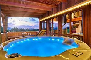 Sauna Für 2 Personen : das neue luxus chalet f r 2 personen im bayerischen wald mit sauna und whirlpool ~ Orissabook.com Haus und Dekorationen