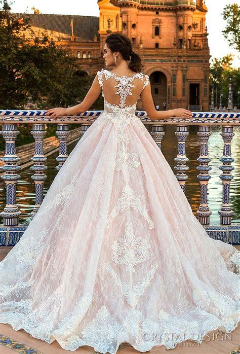 Best 25 Pink Wedding Dresses Ideas On Pinterest Pink