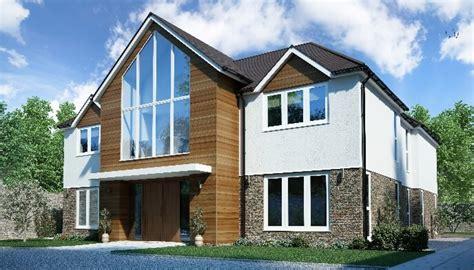 5 Bedroom Home Designs : Self Build Timber Frame House Designs Range