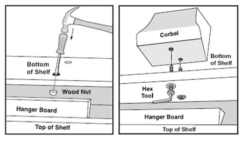 Corbel Installation by Briarcliff Mantel Shelf Installation Mantelsdirect