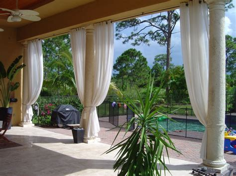 outdoor curtains project miami fl