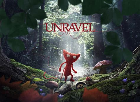 Unravel Wallpaper by Unravel To Launch For Ps4 Xbox One And Pc On February 9