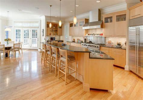 granite kitchen islands with breakfast bar 37 gorgeous kitchen islands with breakfast bars pictures 8340
