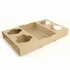 Plastikbecher Mit Henkel : faltbare bechertabletts aus karton f r 4 becher ~ Watch28wear.com Haus und Dekorationen