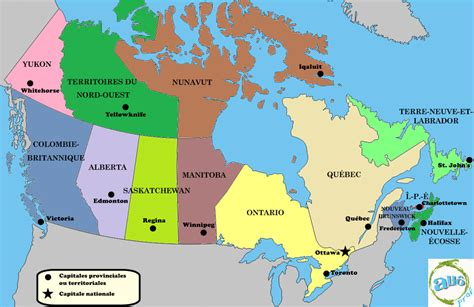 Carte Du Monde Canada by Carte Canada Images Et Photos Arts Et Voyages