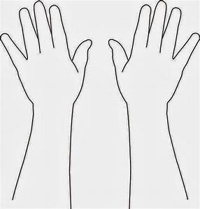 Best Photos of Hand And Arm Template - Hand and Arm ...