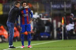 Neymar Tells Barcelona Who He Wants As Next Manager