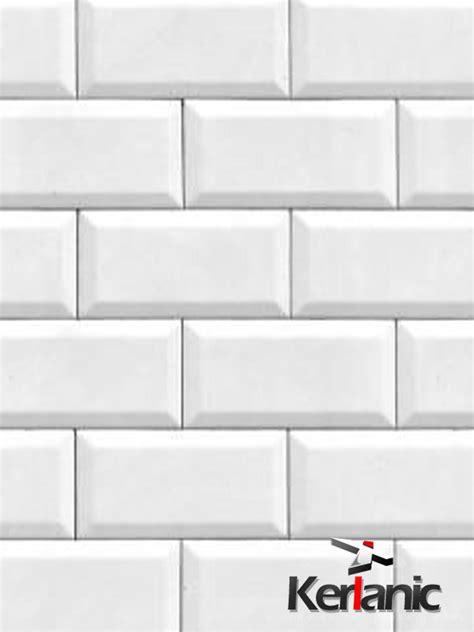 what is porcelain tile revestimiento tipo metro 10x20 cm biselado blanco