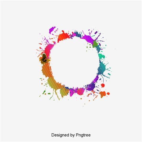 html border color border color ink color circle frame ink border