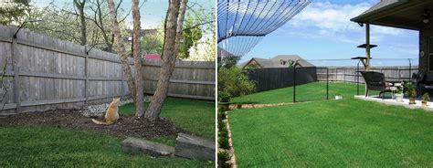 Keep Cats In Backyard by Purrfect Fence Experts In Keeping Cats Safe Happy