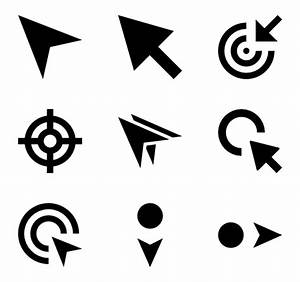Cursor Icons - 1,650 free vector icons