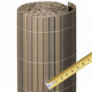 Balkon Sichtschutz Grau Meterware : sichtschutzzaun pvc kunststoff meterware schiefer sichtschutz ~ Bigdaddyawards.com Haus und Dekorationen