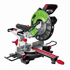 Scie A Onglet Electrique : scie onglet radiale laser lectrique 1800 w buildworker ~ Dailycaller-alerts.com Idées de Décoration