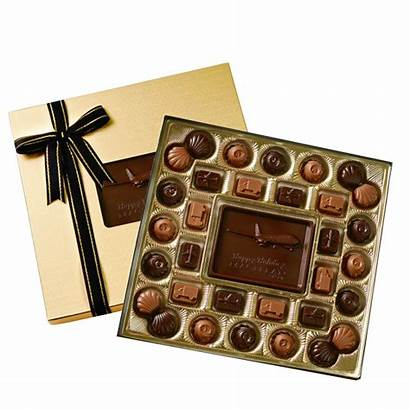Chocolate Custom Box Gift Delights Medium Promotional