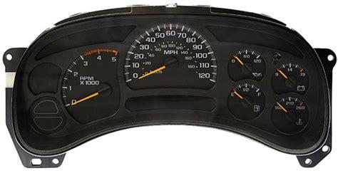 vehicle repair manual 2003 chevrolet silverado 2500 instrument cluster 2003 2005 gm silverado 3500 sierra 2500 hd sierra 3500 instrument cluster repair v8 6 6