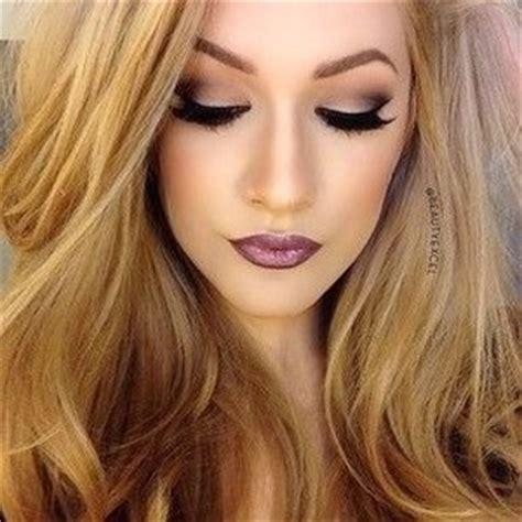 prom makeup   white dress beautylish