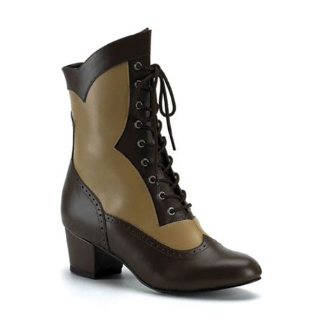 womens victorian steampunk boot victorian granny boots