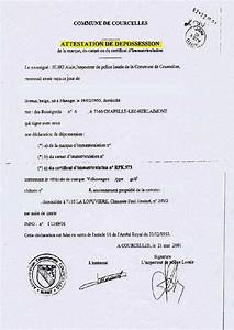 Vol De Carte Grise : documents requis goca ~ Medecine-chirurgie-esthetiques.com Avis de Voitures