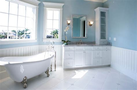 inspiring bathroom wall color 4 light blue bathroom ideas