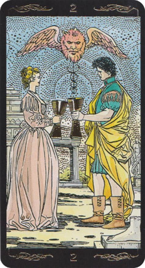 golden universal tarot reviews images aeclectic tarot