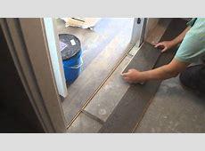 Diy Hardwood Floor Transition From Room To Room HARDWOODS