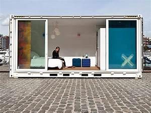 Container Mit Glasfront : zimmer f r den augenblick news ~ Indierocktalk.com Haus und Dekorationen