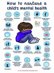 ways to nurture a child's mental health | Mental health ...