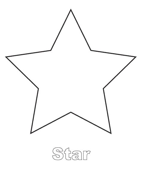 Coloring Shapes by Shapes Coloring Pages For Childrens Printable For Free