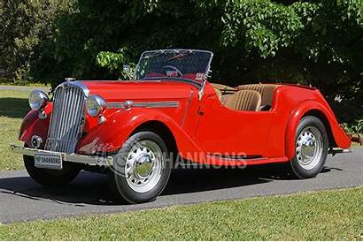 Singer Roadster Nine 4a 1950 Shannons Auctions