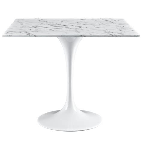 white marble table l brilliant square white marble dining table modern